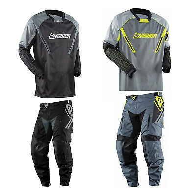 2018 Answer Racing Taiga Xc Motocross Offroad Jersey / Pants - Pick Color Size