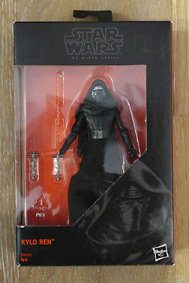 "Kylo Ren - The Black Series [P3] - 3.75"" (Walmart Exklusiv)"