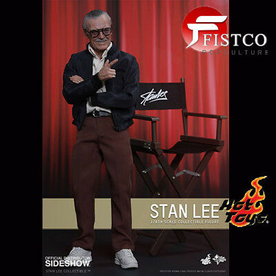 STAN LEE - Movie Masterpiece 1/6 Actionfigur (Hot Toys)