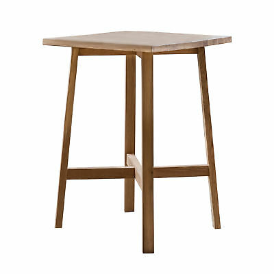NEW Noosa Solid Oak Bar Table Bella Casa