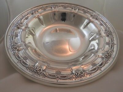 Towle Georgian Sterling Silver Vegetable or Fruit Bowl 52201 10.5 in