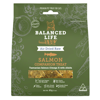 Balanced Life Companion Cat Treats | Salmon