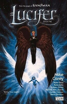 Lucifer Morningstar Vol 10 paperback