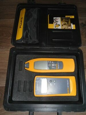 Genuine Fluke 2042 Cable Locator (Transmitter + Receiver) Perfect Condition