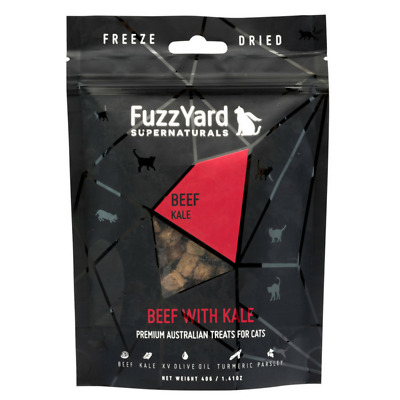 Freeze Dried Cat Treats | Beef