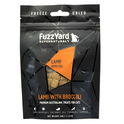 Freeze Dried Cat Treats | Lamb