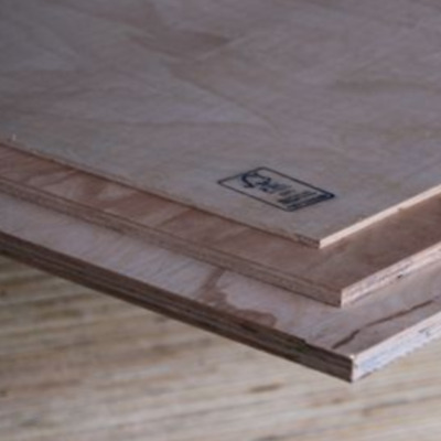 WBP Plywood Hardwood Throughout 2440mm x 1220mm x 5.5mm - FREE Delivery