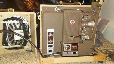 Vintage Kodak PAGEANT Sound Projector Model 8K5 Movie 16 mm