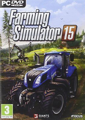 Farming Simulator 2015 PC NUOVO NEW ITA