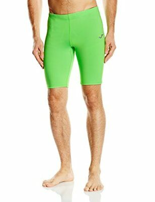 Joma Record - Collant pirate pour homme, couleur vert fluo.  Taille S