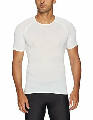 Gore Bike Wear UMSHIR010005 Maillot Homme, Blanc, FR : L (Taille Fabricant : L)