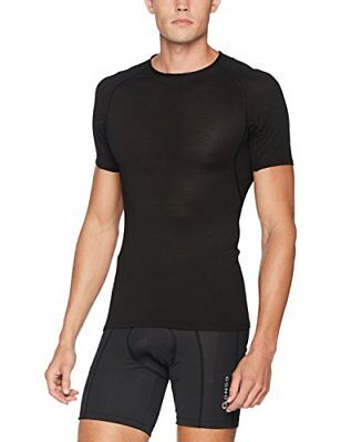 Gore Bike Wear UMSHIR990005 Maillot Homme, Noir, FR : L (Taille Fabricant : L)