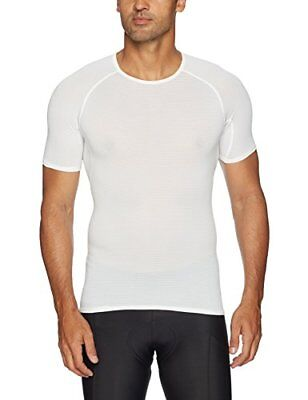 Gore Bike Wear UMSHIR010007 Maillot Homme, Blanc, FR : XXL (Taille Fabricant : X