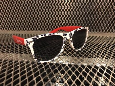 PBR Pabst Blue Ribbon Beer Milwaukee WI ~ Logo SUNGLASSES With FREE Sticker