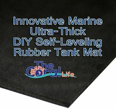 Innovative Marine Diy Self Leveling Rubber Mat For Aqauriums - 36X24