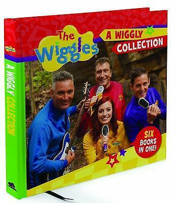A Wiggly Collection The Wiggles x6 Books In One!