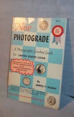 Used Paperback-New Photograde by James F Ruddy Copyright 1972