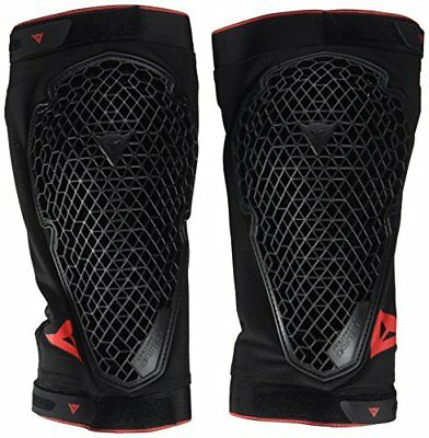 Dainese Trail Skins 2 Elbow Guard Protection Homme, Black, FR : L (Taille Fabric
