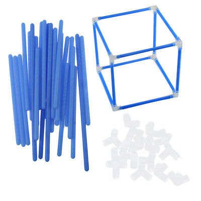 Math Rod DIY Model Early Teaching Aids Students Learning Math Materials Tool