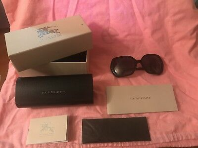 NWT Burberry Sunglasses