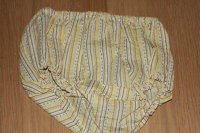 HANDMADE NAPPY COVER PANTS 12-24 MONTHS (UNISEX)     99p