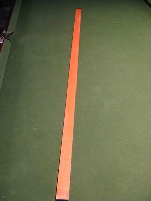 VINTAGE - RABONE 60 INCH (5ft) FIXED WOOD RULER WITH BRASS ENDS (RARE)