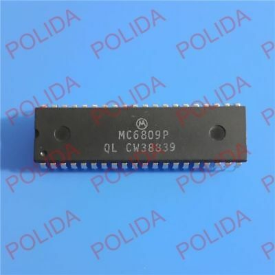 1Pcs Ic Motorola Dip-40 Mc6809P