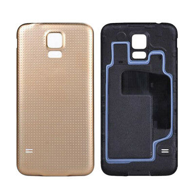 100% Genuine For Samsung Galaxy S5 Battery Back Cover Case Housing Replacement