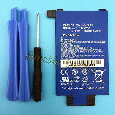 OEM Battery 58-000049 For Amazon Kindle paperwhite 2nd 3rd Gen KPW2 KPW3 DP75SDI
