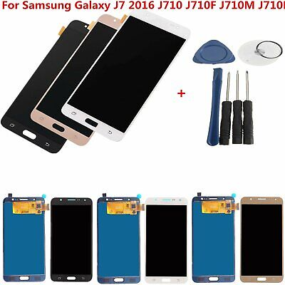 Ecran Tactile Touch Screen LCD Display pour Samsung Galaxy J7 2016 J710 710F/M/H