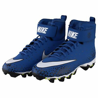Nike Force Savage Shark Hi American Footballschuhe, Rasenschuhe  - royal