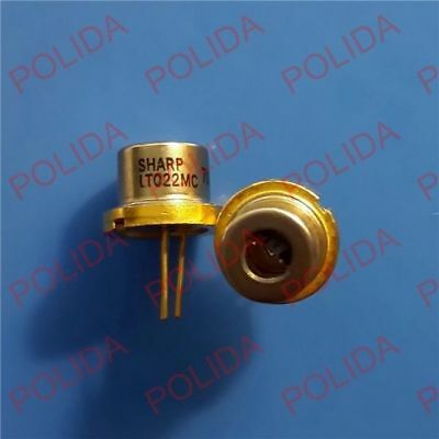 1PCS Laser Diode SHARP CAN-3 LT022MC