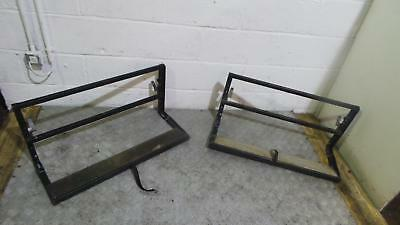 1985 Defender 110 Station Wagon Pair Of Boot Seat Frames