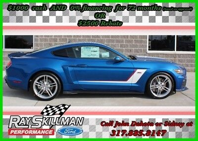 2017 Ford Mustang 2017 ROUSH RS3 Stage 3 670 HP 2017 GT Premium New 5L V8 32V Automatic RWD Coupe Premium 17 2017 18 2018 ROUSH