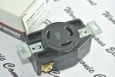 1pcs-COOPER AHL630R NEMA L6-30R 30A 250V Twist Hart-Lock Locking Receptacle