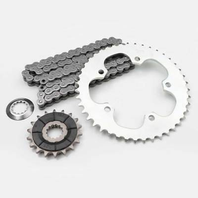 T2017320 Genuine Triumph Chain & Sprocket Kit - Scrambler Models