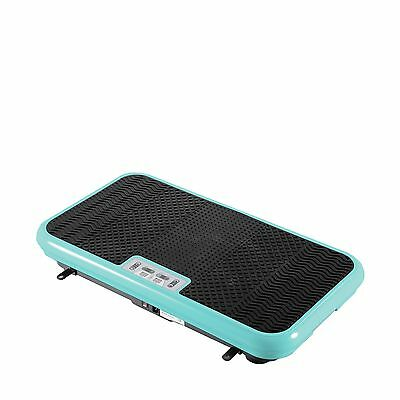 Vibration Machine/Vibration Plate - VibroSlim Ultra Mint Blue - DEMO