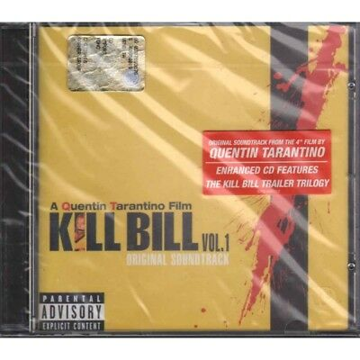 AA.VV. CD Kill Bill Vol.1 OST Soundtrack / Maverick Sigillato 0093624857020