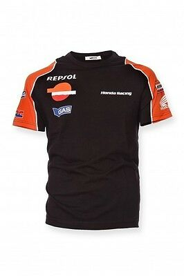 Repsol Honda Motogp Team T-Shirt | New | Official Merchandise