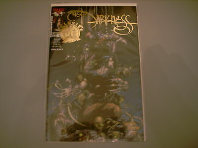 Darkness : Issue #36 (DF Exclusive Gold Foil Cover Ltd 1000)