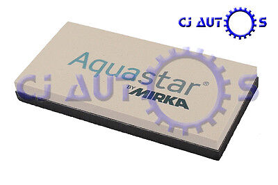 Mirka Aquastar Flexible Sanding Block 2 Sided Soft Hard Wet Or & Dry Water Proof