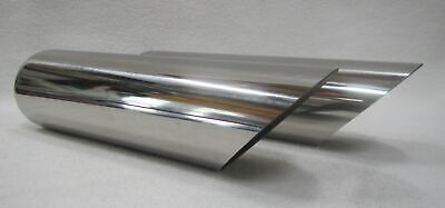 """Exhaust Tip 3/"""" x 24/"""" T-304 Stainless Polished Slash Cut Truck Car Turbo MBS"""