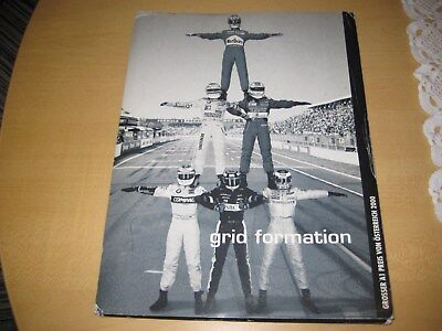 Media Kit Pressemappe Formula 1 WM A1 Ring 2000 Grand Prix Austria, 88 Seiten