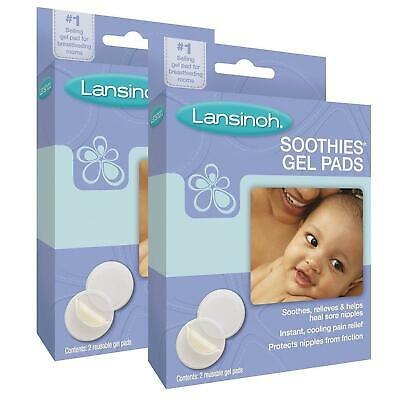 Lansinoh Laboratory  LNH65005 Soothies Gel Pads Free Shipping