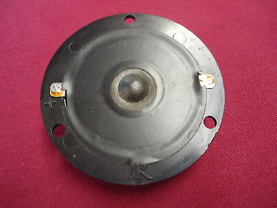 ACOUSTIC RESEARCH NEW OLD STOCK  AR-2ax, AR-5, AR-LST/2 TWEETER REAR TERMINAL