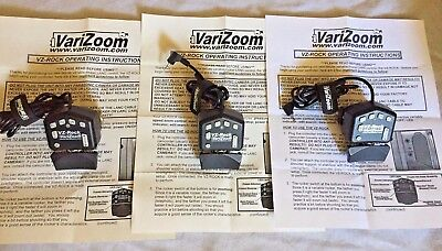 VariZoom VZROCK Lanc Controllers - All Perfect! - $90.00 ea.!