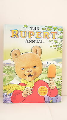 NEW - Rupert The Bear Annual - No.73 - 2008