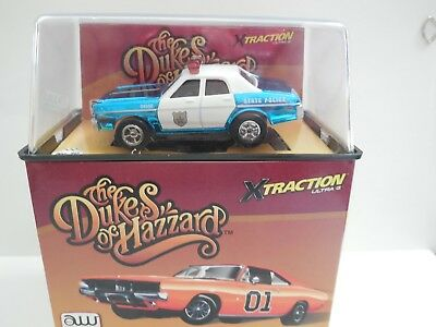 AUTO WORLD ~ Limited Edition '77 Dodge Monaco Police Car ~ Also Fits AW, AFX