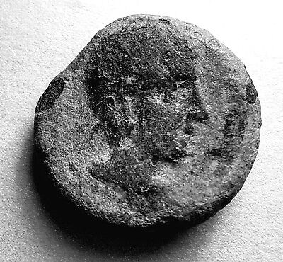 Ancient Iberian Celtic Coin - 3Rd Century Bc - Very Rare  - Horse Reverse #297