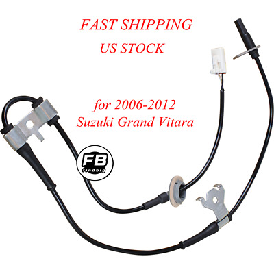 Brand New ABS Wheel Speed Sensor Front Right for Suzuki Grand Vitara 5621065J00